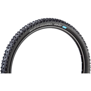 "SCHWALBE Hans Dampf Evo Folding Tyre SnakeSkin TLE Apex Addix Speedgrip 29x2.60"" black black"