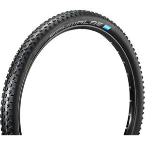 "SCHWALBE Racing Ray Evo Folding Tyre SnakeSkin TLE E-25 Addix Speedgrip 27.5x2.25"" svart svart"