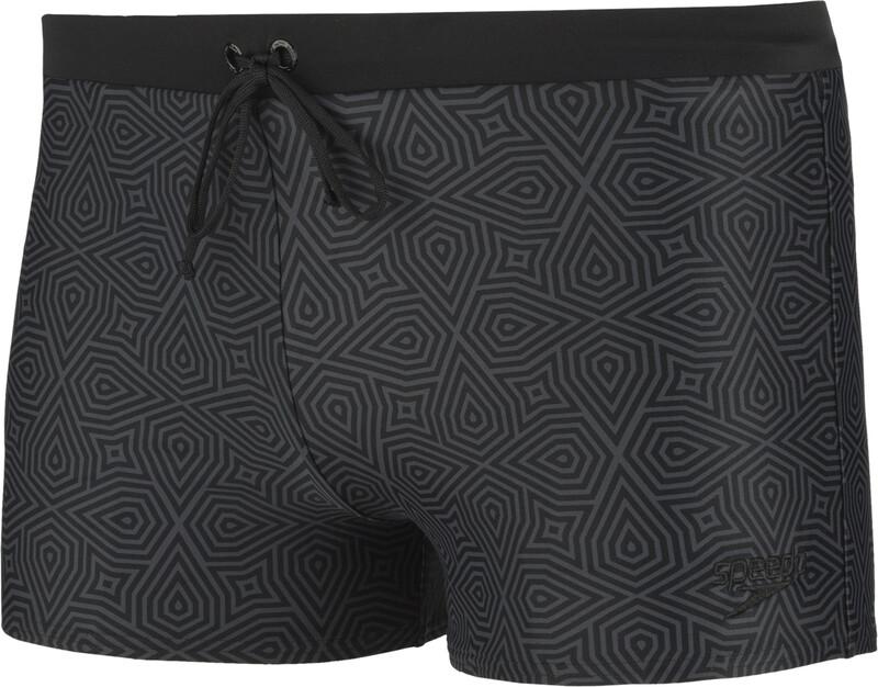 speedo Valmilton Aquashorts Herren black/grey Schwimm- & Badeshorts DE 5 | UK 34 68-05658C928-34
