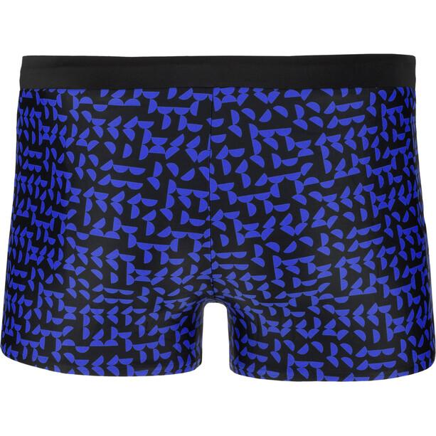 speedo Valmilton Aquashorts Herren black/blue