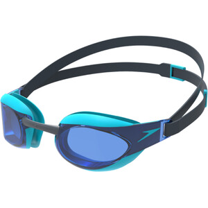 speedo Elite Goggles black/blue black/blue