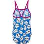 speedo Bow Suit Flickor pink/blue