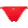 speedo Neon Freestyler Slip Damen red/orange