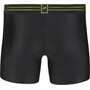 speedo Hydrosense Bonded Aquashorts Herren black/green