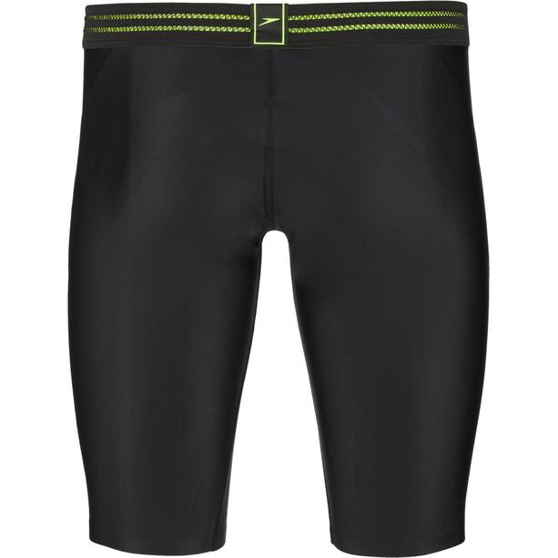 speedo Hydrosense Bonded Jammers Herren black/green