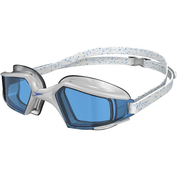 speedo Aquapulse Max V3 Goggles white/blue