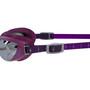 speedo Aquapure Max Mirror V2 Goggles Damen purple/silver
