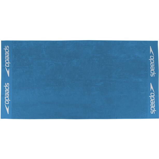speedo Leisure Handtuch 100x180cm japan blue