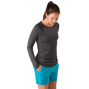 Arc'teryx Tolu LS Top Damen black black