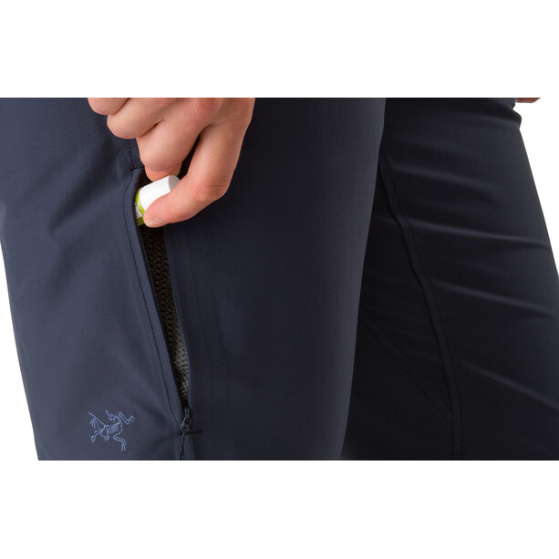 Arc'teryx Creston Capri Dam black sapphire