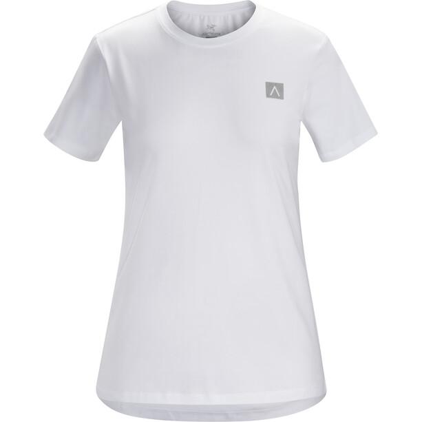 Arc'teryx A Squared SS T-Shirt Dam white