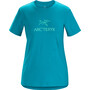 Arc'teryx Arc'Word SS T-Shirt Dam firoza