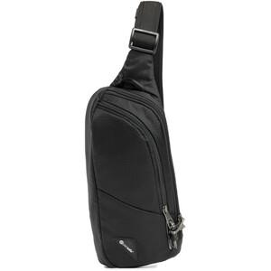 Pacsafe Vibe 150 Sling Pack, musta musta