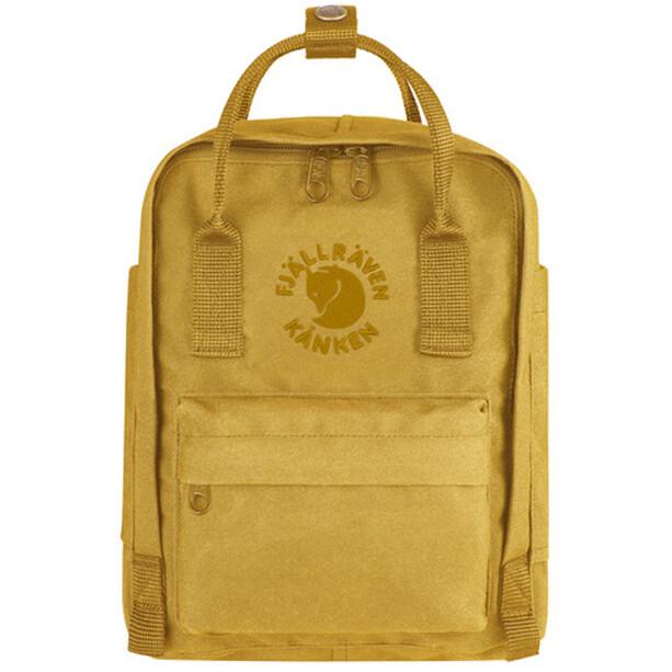 Fjällräven Re-Kånken Mini Backpack Barn sunflower yellow