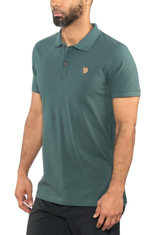 Fjällräven Övik Polo Shirt Herren dusk Poloshirts M 81511-042-M