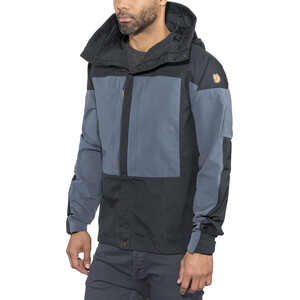 Fjällräven Keb Jacke Herren dark navy-uncle blue dark navy-uncle blue