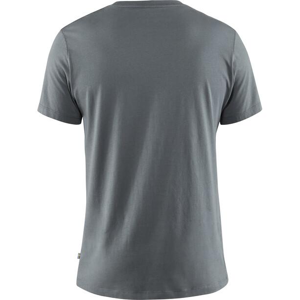 Fjällräven Forever Nature Badge T-Shirt Herren dusk