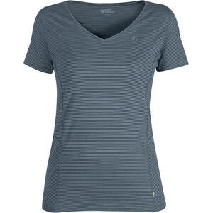 Fjällräven Abisko Cool T-Shirt Dames, grijs grijs