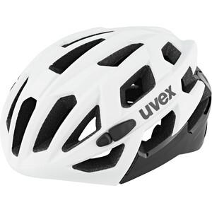 UVEX Race 7 Kypärä, white/black white/black