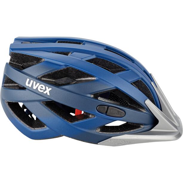 UVEX I-VO CC Casque, darkblue metallic