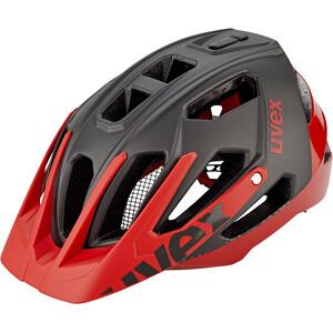 UVEX Quatro Helm grey/red grey/red