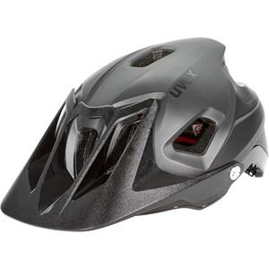 UVEX Quatro Integrale Helm schwarz schwarz