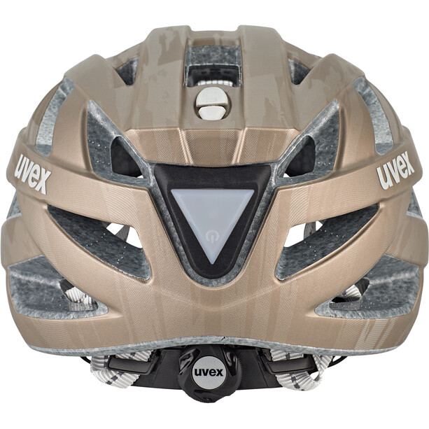 UVEX City I-VO Helm champagne