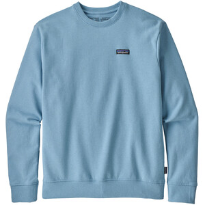 Patagonia P-6 Label Uprisal Rundhals Sweatshirt Herren break up blue break up blue