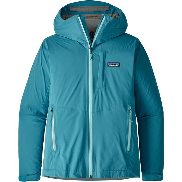 Patagonia Stretch Rainshadow Jacke Damen mako blue