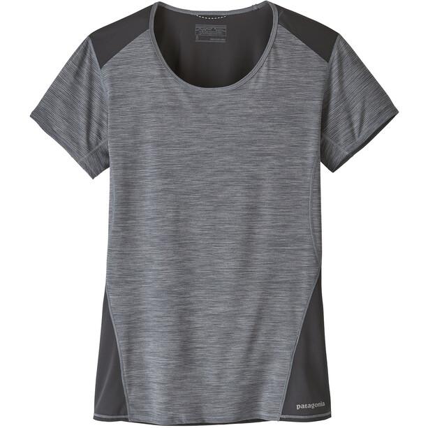 Patagonia Airchaser T-shirt Dam blå blå