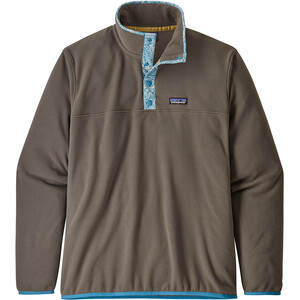 Patagonia Micro D Snap-T Pullover Herr burnie brown burnie brown
