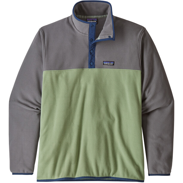 Patagonia Micro D Snap-T Pullover Herr matcha green