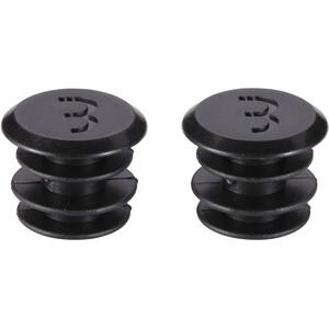 BBB Plug&Play BBE-50 Bar End Plugs schwarz schwarz
