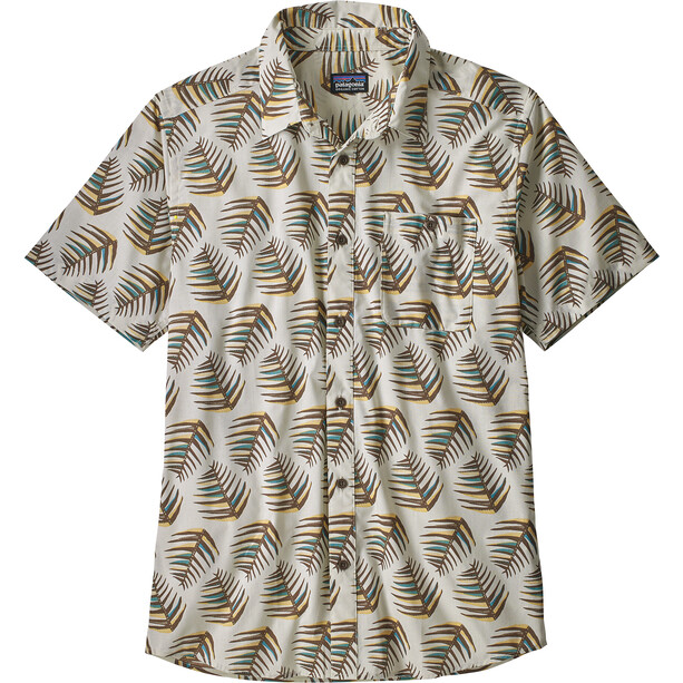 Patagonia Go To Shirt Herr palms of my heart/dyno white