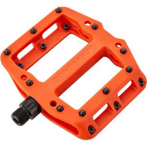 Bontrager Line Elite MTB Pedals roarange/black roarange/black