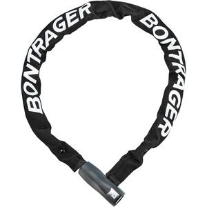 Bontrager ABUS Pro Kettenschloss mit Schlüssel 95cm black black