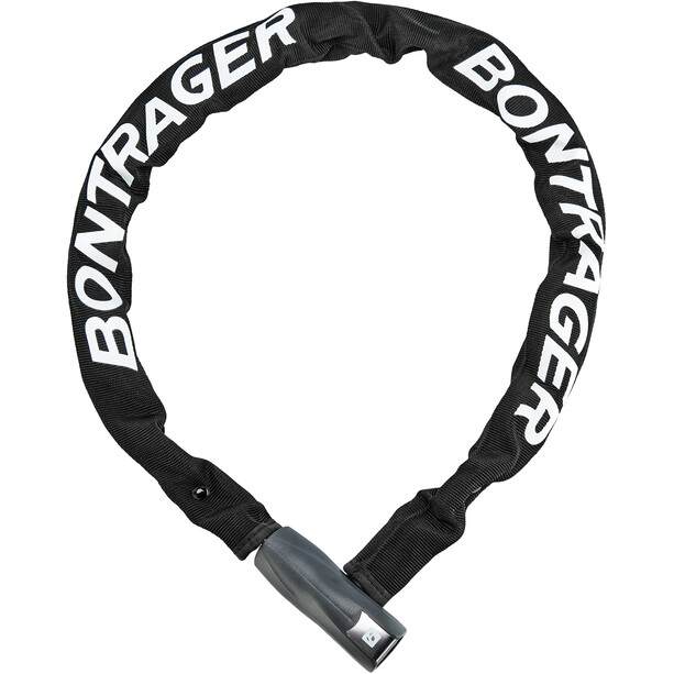Bontrager ABUS Pro Kettenschloss mit Schlüssel 95cm black