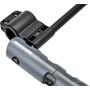 Bontrager ABUS Elite Bügelschloss mit Schlüssel & Kabel black
