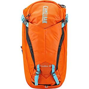 CamelBak K.U.D.U. Protector 10 Rucksack dry red orange/charcoal dry red orange/charcoal