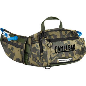 CamelBak Repack LR 4 Hydration belt 1,5l, marron/olive marron/olive