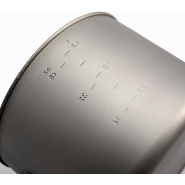 Toaks Titanium Topf 1600ml