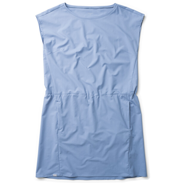 Houdini Dawn Dress Dam up in the blue