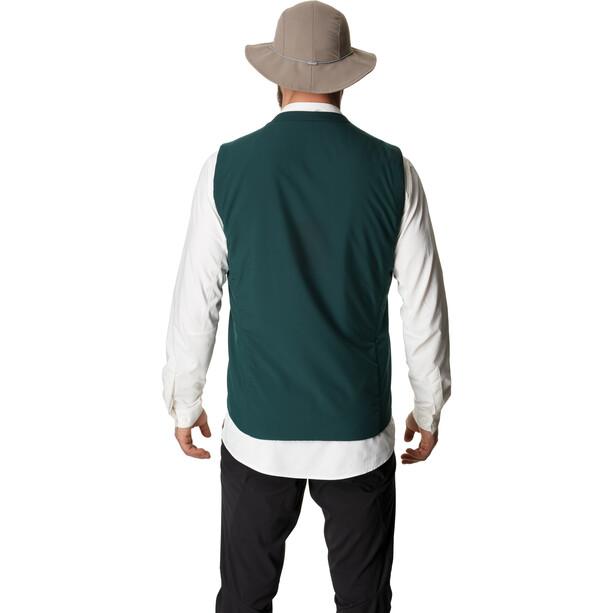Houdini Venture Vest Herr gust green