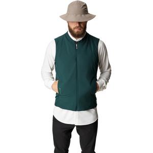Houdini Venture Vest Herr gust green gust green