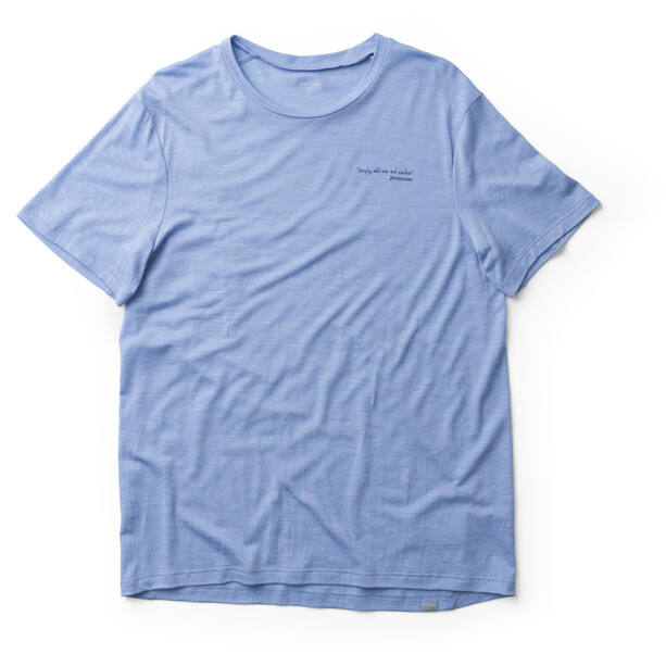 Houdini Activist Message Tee Herr boost blue