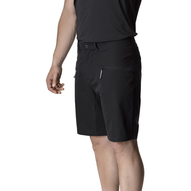 Houdini Daybreak Shorts Herr true black