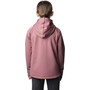 Houdini Power Houdi Jacket Barn rasberry rush red