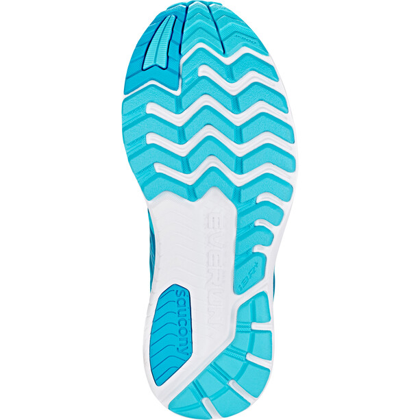 saucony Ride ISO Schuhe Damen blue