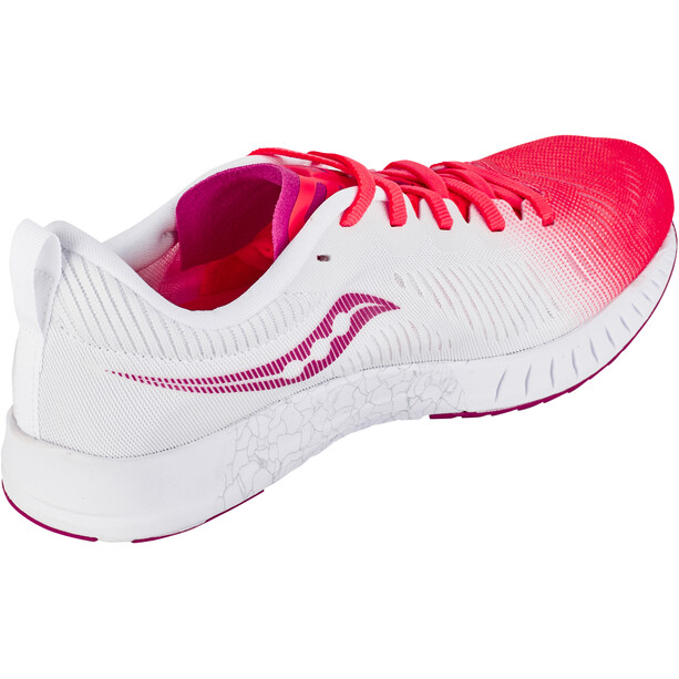saucony Fastwitch 9 Schuhe Damen vizired white