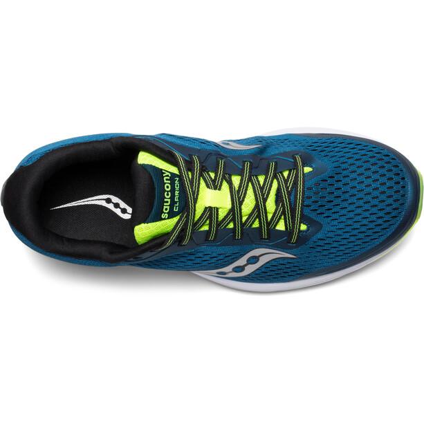 saucony Clarion Shoes Herr marine citron